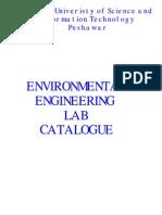 Environmental Lab Catalogue