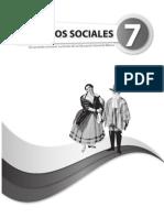 Cuaderno de Trabajo Sociales 7mo Para Ebsf