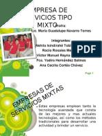 SERVICIOS MIXTOS
