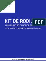 05e Kit de Rodillos Rymeautomotive 2015