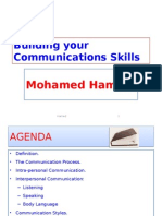Building Your Communication Skills