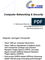 Computer Network and Security