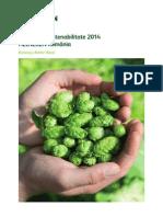 Heineken Romania - Raport Sustenabilitate 2015
