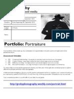 1 portraiture project brief 2015-2016