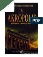 Valerio Massimo Manfredi - Akropolis.pdf