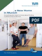 Accommodation in Munich