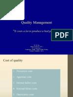 Quality Management 3
