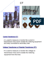 Basics of CT and PT | Transformer | Components