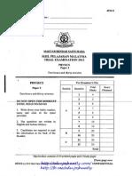 Trial MRSM SPM 2012 Physics [2D8001C6] (1)