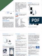 Aquaphor modern-Wasserfilter Datenblatt