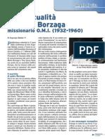 La spiritualita di Mario Borzaga