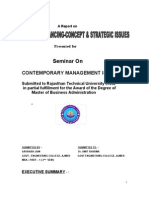 Export Financing - Concept and Strategic Issues