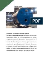 Calderas Industriales de Gasoil