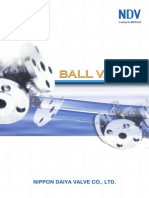 Ball Valve Cateloge