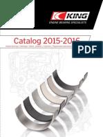 King Engine Bearings Catalog 2015