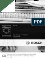 Bosch Wvd2452bgb