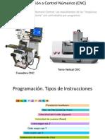 Practicas Introduccion CNC