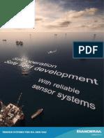 Brochure Aanderaa Offshore