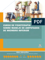 Curso de Fisioterapia-libro Amputados