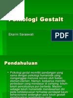 Psikologi Gestalt