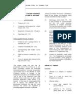 Criminal Law UPRevised Ortega Lecture Notes II