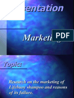Presentation Marketing