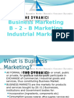 B2B Marketing Slides