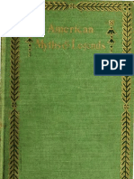 American Myths and Legends Vol 1