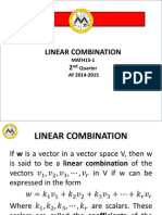 linear+combination