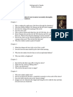 ela underground chapter questions