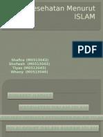 presentation1kesehatandalamislam-131218194150-phpapp01