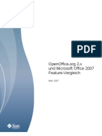 OpenOffice.org 2.x vs. MS2007