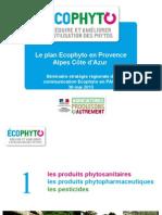 Le Plan Ecophyto en PACA - La stratégie de communication 2013