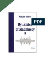 M Rades - Dynamics of Machinery 2