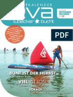 EVA Veranstaltungskalender der Lübecker Bucht