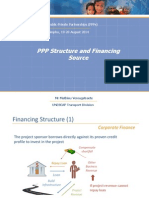 8. PPP Structure - Financing Source