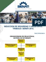 Induccion de Seguridad Senati 2015 Julio