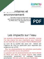 PPT du séminaire mai 2013 Sanitaire et Environnement.