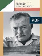 Bloom's Modern Critical Views - Ernest Hemingway