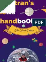 Kientran's Ielts Handbook (FINAL)
