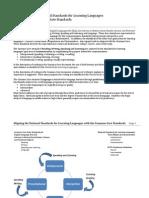 aligning ccss language standards v6