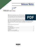 Control M for SAP V7.00 - 2011