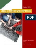 Papercrete 215WS S10 DOC
