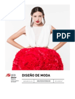 CURSOS Diseno Moda IEDMadrid