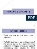 Lec 16-17 ANALYSIS OF COSTS.ppt