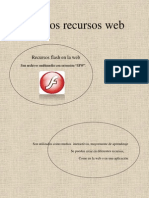 Nuevos recursos Web