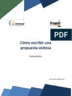 Guía para una PROPUESTA EXITOSA.pdf