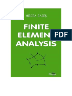 M. Rades - Finite Element Analysis