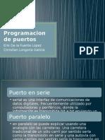 Programacion de PuertosEDF
