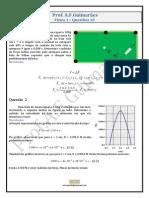 Prof. Guimarães- Fisica 1- Questões 10